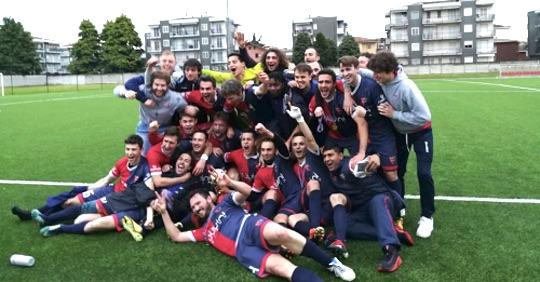 Urago Mella Calcio Campioni di Lombardia