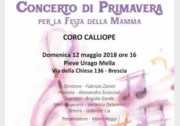 Concerto di Primavera con il Coro Calliope