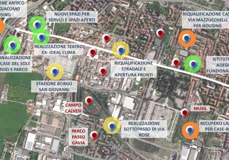 Oltre la Strada - Via Milano 2021: ecco come procede il progetto