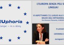 EUphoria: L'Europa senza peli sulla lingua!