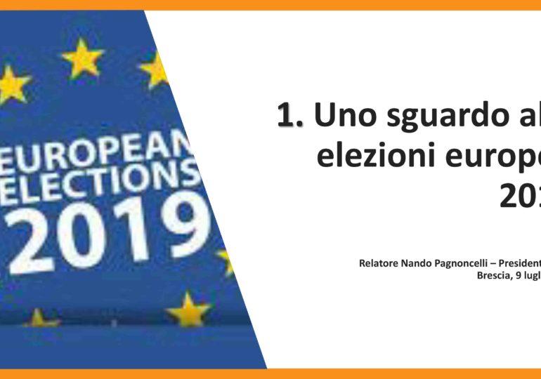 Uno sguardo alle elezioni europee 2019: l'analisi di Nando Pagnoncelli