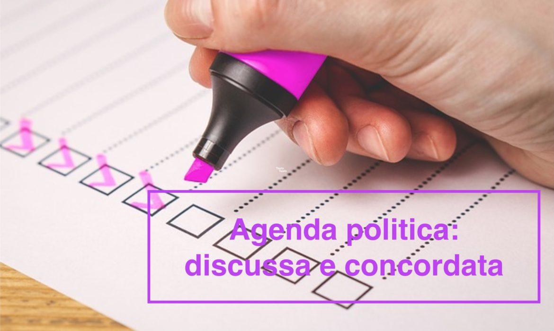 Concordata la nuova agenda politica del Circolo - Diario di  Bordo N. 12