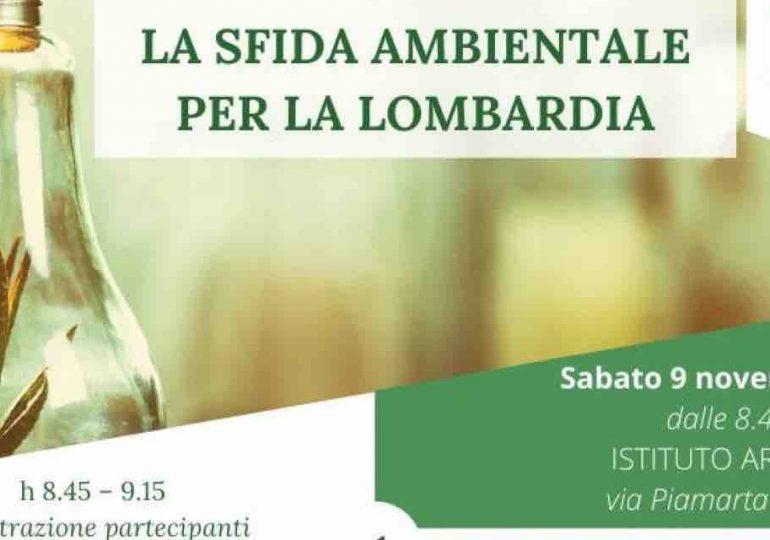 NewsLetter n. 21 - La sfida ambientale per la Lombardia