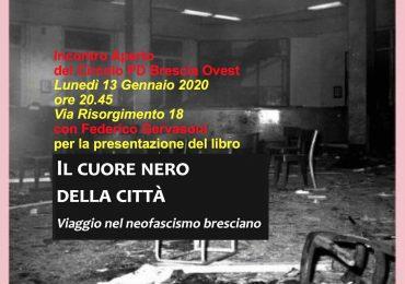 Newsletter n. 25: Incontro con Federico Gervasoni