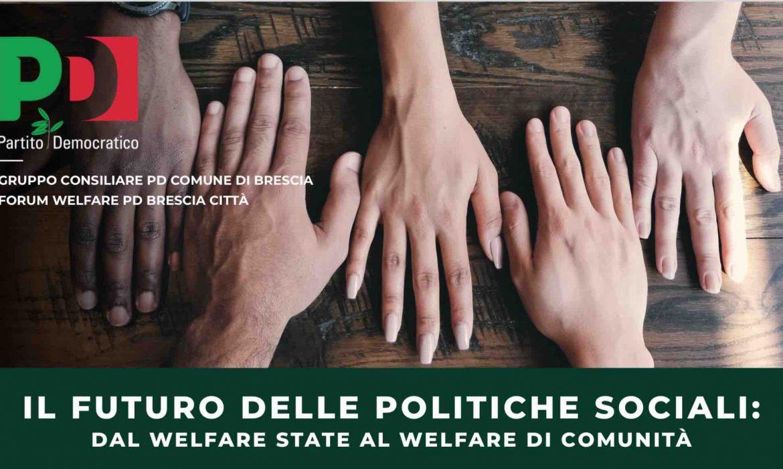 Newsletter n. 26 - Il futuro delle politiche sociali: dal welfare state al welfare di comunità