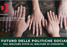Newsletter n. 26 – Il futuro delle politiche sociali: dal welfare state al welfare di comunità