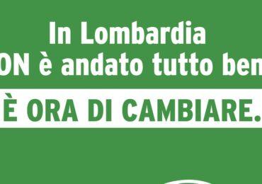 Newsletter N. 32: in Lombardia non è andato tutto bene, E' ORA DI CAMBIARE