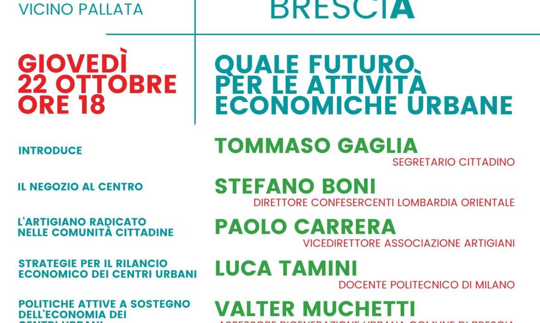 Quale futuro per le attività economiche urbane